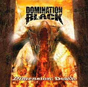 "Ennakkokuuntelu: Domination Black – ""Dimension: Death"""