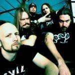Meshuggah Jurassic Rockiin
