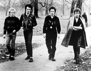 Sex Pistols kiinnitetty Universal Musicille