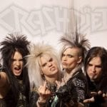Crashdiet studioon