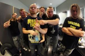 Pain Confessor kiinnitetty Spinefarm Recordsille