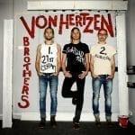 Von Hertzen Brothersilta Best Of -kokoelmalevy huhtikuussa