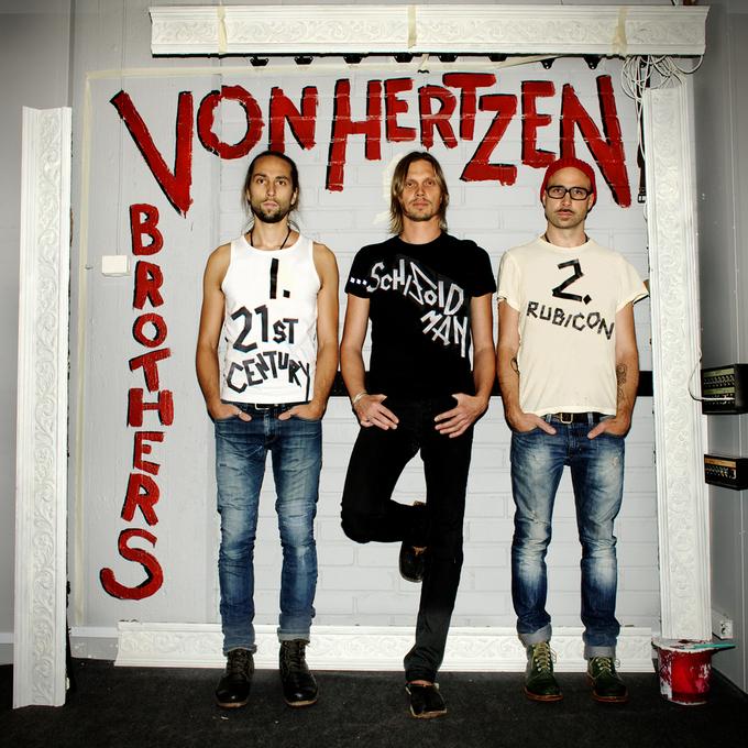 Von Hertzen Brothers Keikat