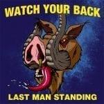 Watch Your Backilta uusi EP toukokuussa