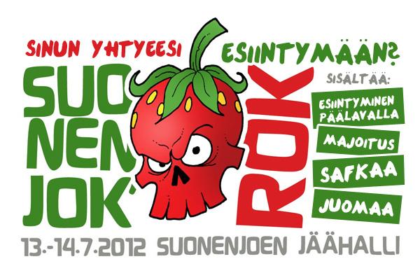 Suonenjok' Rok 2012
