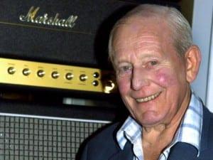 Marshall-vahvistinten isä Jim Marshall on kuollut