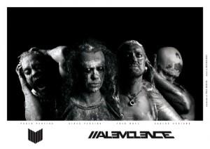 Malevolence julkaisi kappalelistan