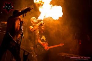 Inferno Metal Festival, 4.-7.4.2012 (Rockefeller ja John Dee, Oslo)