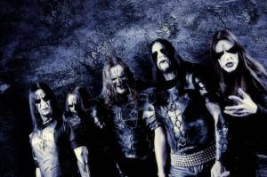 Dark Funeral kiinnitetty Century Medialle