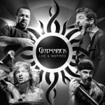 Godsmackilta uusi livealbumi toukokuussa