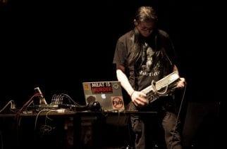 Blowup Vol. 3 -tapahtuman ennakkoklubilla esiintyvät rumputaituri Balázs Pándi ja legendaarinen noise-artisti Merzbow