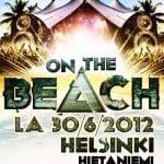 On The Beach -tapahtuma peruuntuu kesäkuulta