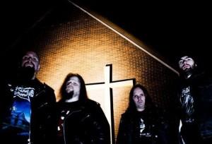 Entrails kiinnitetty Metal Blade Recordsille