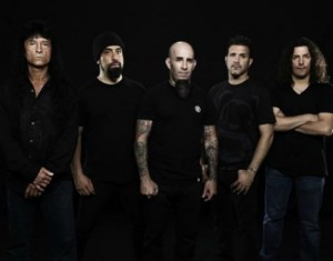 Anthrax 2012