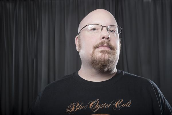 Brian Slagel / Metal Blade Records