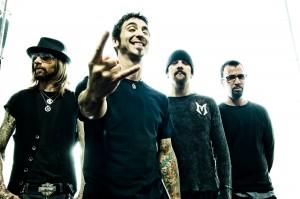 Godsmack 2012