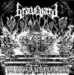 Graveyard – The Altar Of Sculpted Skulls