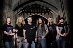 Iron Maiden @ Eden Arena, Praha, 29.7.2013