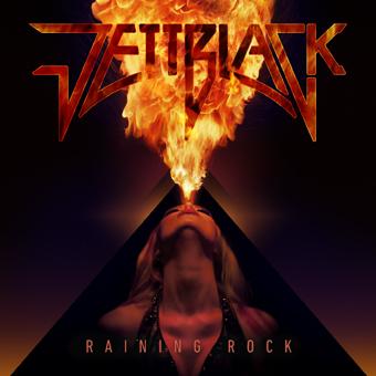 Jettblack – Raining Rock
