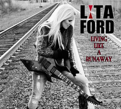 Lita Ford – Living Like A Runaway