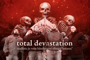 Total Devastation skaban voittajat