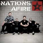Nations Afire kiinnitetty Redfield Recordsille