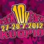 Kuopio Rockcock 27. – 28.07.2012