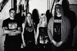 Angist kiinnitetty Abyss Recordsille