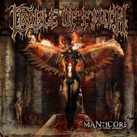 Cradle Of Filth – The Manticore & Other Horrors