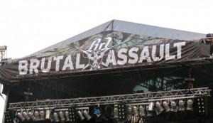 Brutal Assault, 8. – 11.8.2012. Josefov, Tsekki