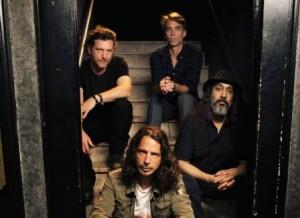 Soundgarden jää tauolle tulevan Euroopan kiertueen jälkeen