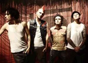 No Control -punkfestivaali Nosturissa syyskuussa