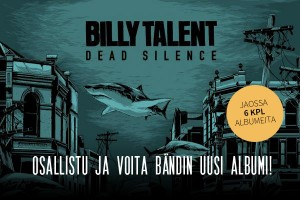 Billy Talent skaban voittajat