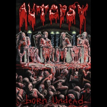 Autopsy – Born Undead (DVD)