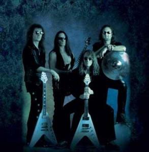Gamma Ray sekä Rhapsody Of Fire Tavastialle huhtikuussa