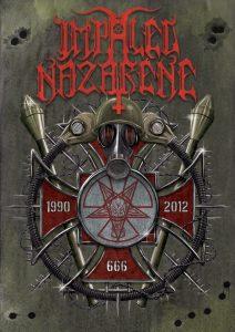 Impaled Nazarenelta olut sekä DVD