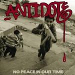 Antidotelta uusi albumi marraskuussa