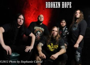 Deicide vokalisti potki Broken Hopen pois yhteiseltä kiertueelta