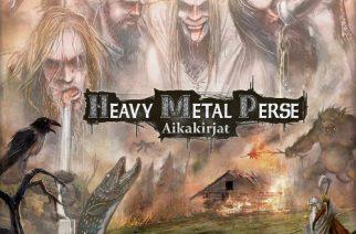 Heavy Metal Perse – Aikakirjat
