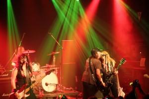Nashville Pussy / Bob Wayne, 14.10.2012, Tavastia@Helsinki