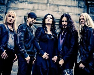 Nightwish Sauna Open Airiin