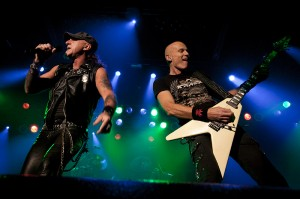 Accept @ Pakkahuone, Tampere 6.11.2012
