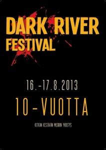 Kalmah ja Santa Cruz Dark River Festivaaleille