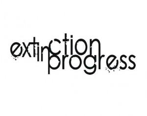 Extinction In Progress – Extinction In Progress