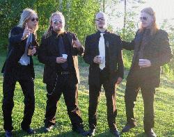 Vaikutteeni kappaleina: Heikki Romppainen (Heavy Metal Perse)