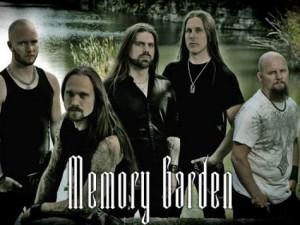 Memory Garden sai valmiiksi uuden albuminsa nauhoitukset