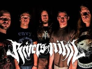 Rivers Of Nihil kiinnitetty Metal Blade Recordsille