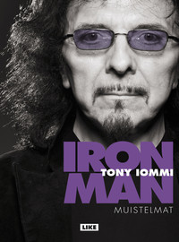 Tony Iommi & T. J. Lammers: Iron Man – muistelmat