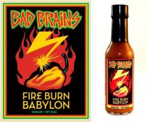 Bad Brainssilta oma barbeque kastike