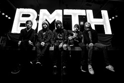 Bring Me The Horizon 2013